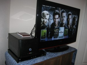HTPC Completed project